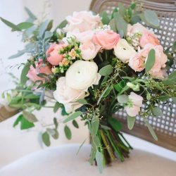 Hand tied bouquet july 8
