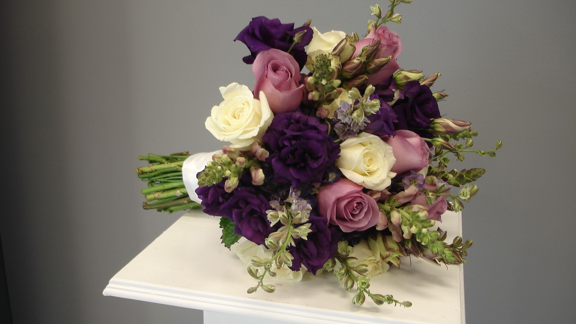 Bridal Bouquet Sequoia Floral
